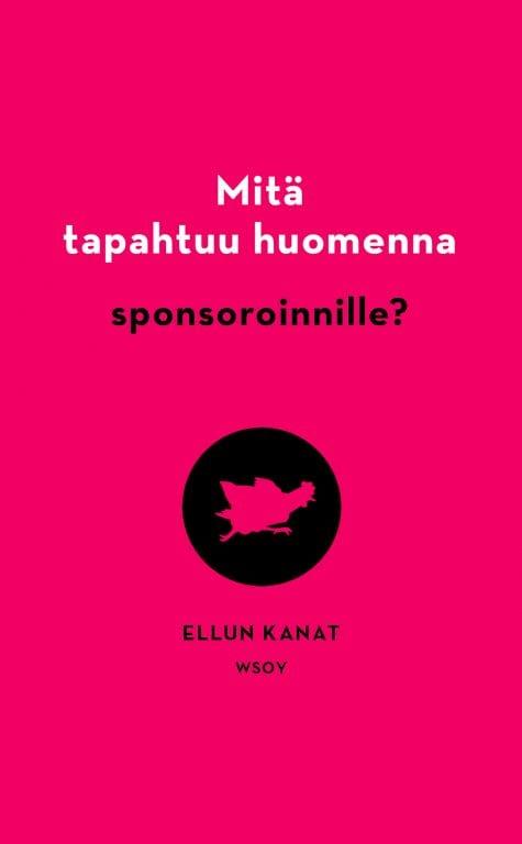 Mitä tapahtuu huomenna sponsoroinnille?